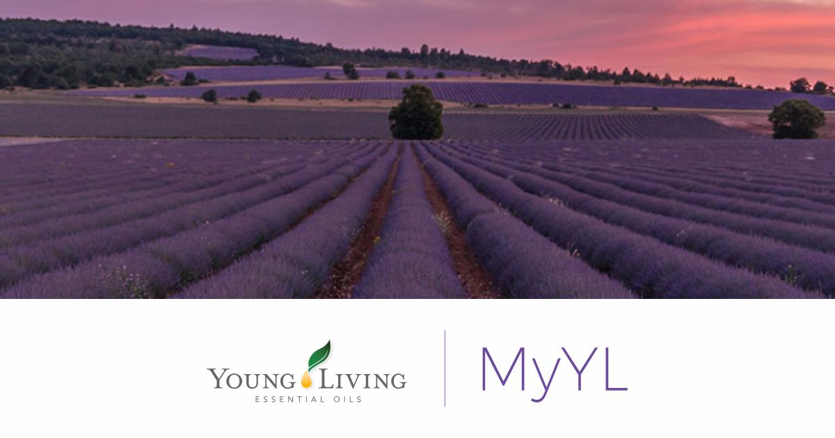 Young Living MyYL.com   AROMASMITH